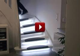 interior stairway lighting. Image Of: Automatic Stair Lighting Interior Stairway