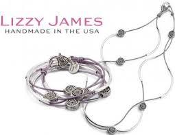 lizzy james handmade jewelry now available at puffer s