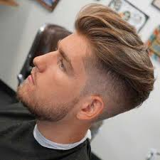 20 trendy shaved side long top hairstyle