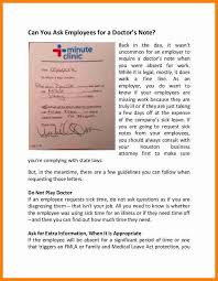 11 Doctors Medical Note For Employer This Is Charlietrotter