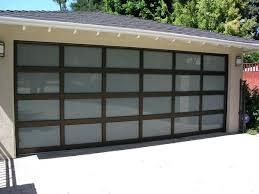 aluminum garage doors interior furniture wood glass