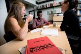 considering graduate school seattle pacific university associate professor of philosophy rebekah rice meets philosophy majors