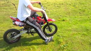 honda crf 140 pit bike youtube