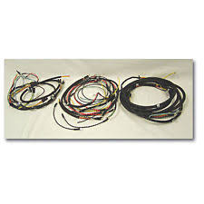 1948 jeepster parts accessories complete wiring harness jeep cj2a 1947 1949 w turn signals 17201 02 omix ada