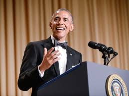 barack obama s speech whcd  the best lines from barack obama s speech at the white house correspondents dinner