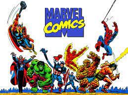 Classic Marvel Wallpaper Comic
