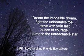Dream For The Stars Quote Best of Dream LIFE Love Inspiring Friends Everywhere