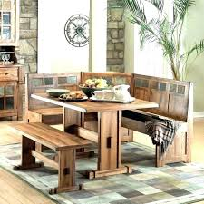 B Dining Room Booth Seating Banquette Bench  Table Kitchen