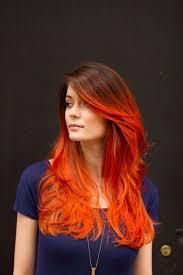 Urban Ombre Hair Color