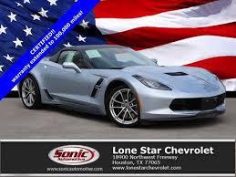 Jersey Village - 2017 Chevrolet Corvette Vehicles for Sale