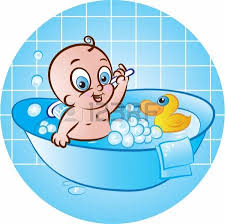 965 baby bathtub cliparts stock vector and royalty free baby
