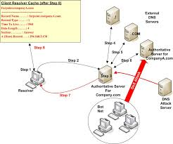 Dns Cache Poisoning Information Security I T Engg Portal