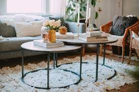 decorating coffee table styling tips