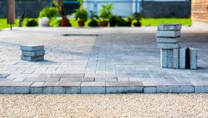 how to ensure your pavers stay in place