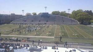 Odu Football Stadium Seating Chart Foreman Field Section 116 Home Of Old Dominion Monarchs