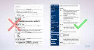 18 Sample Resume Word Format Download Lodelingcom