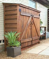 garden tool storage rack plans 111 best small outdoor storage images on