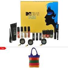 mtv muah by blue heaven make up kit