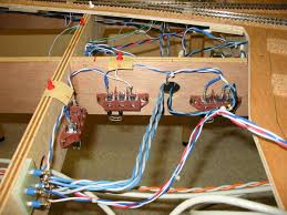 wiring a model railroad part 1 basic rules technical aspects cablage 01 02