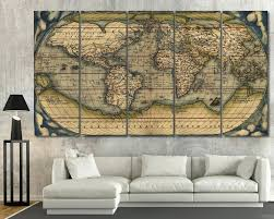 old world wall decor old world map wall decor copy art antique wall art chic vintage old world wall decor