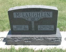 "John Wesley ""Wes"" McLaughlin (1875-1953) - Find A Grave Memorial"