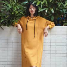 Captop Dress Design In 2018 The New Spring Pure Color Fashion Dress Womens