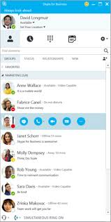 Making Skype Account Skype Vs Skype For Business Who Can Stick With The Free App Who