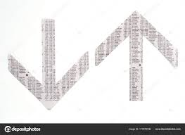 Yahoo Stock Price Chart Stock Market Charts Quotes Prices Stock Photo