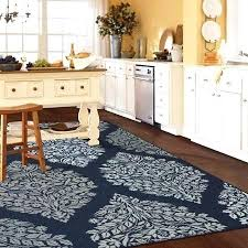 Dining Room Rugs 8 X 10 Catchy Navy Blue Area Rug Modern Large 8x