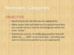 How To Create A Resume And Other Stuff You Should Care About Even