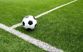 soccer field grass. Download Football And Soccer Field Grass Stadium Stock Image - Of Park, Color: L