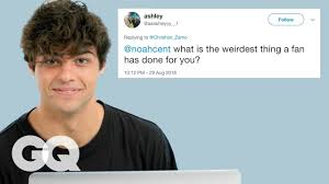Centineo showed fans just how he's transforming in two photos posted to his instagram with the cheeky caption, the question is. Noah Centineo Goes Undercover On Twitter Instagram And Youtube Gq Youtube Romantic Comedy Film Gq