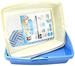 best sifting litter box van cat pan with frame alternate view 1 how do liners work