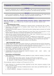 mutual fund accounting saby cv