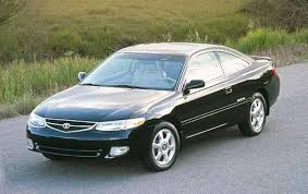 2001 Toyota Camry Solara - Information and photos - ZombieDrive