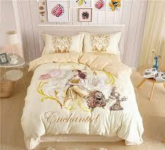 duvet comforter cover. Contemporary Duvet 100 Cotton Princess Bedding Set Girls Rose Pattern Duvet Comforter Cover  Twin Full Sizes Kids Intended Duvet Comforter Cover E