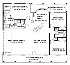 Marvellous 8 rectangle house plans 1500 square foot square foot rectangular house plans design ideas
