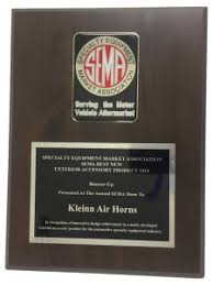 kleinn com too loud too bad we think it s time we toot our own horn we ve earned a couple awards from the 2016 sema show this signifies our innovation in new product development