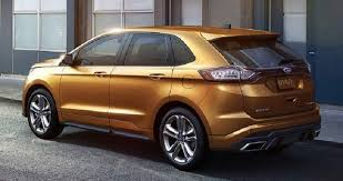 2018 ford edge.  edge 2018 ford edge  rear throughout ford edge