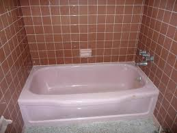 how to remove paint from bathtub cool the how to refinish outdated tile yes i painted how to remove paint from bathtub