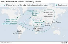 human traffickers look like you or me actionaid uk why does trafficking happen