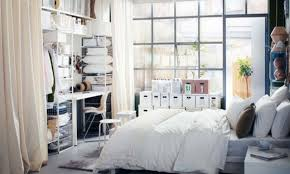 Simple Small Bedroom Designs Minimalist Small Bedroom Decorating Ideas Offer Unique Ikea Bed
