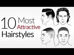 10 most attractive men s hair styles