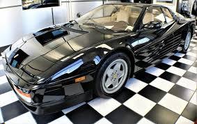 Exterior colourrosso corsa 300 (not valid). Used Ferrari Testarossa For Sale With Photos Cargurus