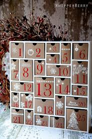 advent calander 15 easy diy advent calendars to count down to christmas how does she
