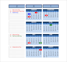 Calendar Excel Template Excel Calendar Schedule Template 15 Free Word Excel Pdf