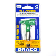 Graco Spray Tip Chart Introducing The New Graco Lp Spray Tip News From Airless