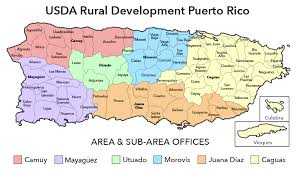 USDA RD Map  Tulsa Oklahoma Area  End Zone RealtyRural Development Usda
