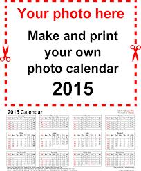 blank calendar 2015 photo calendar 2015 free printable pdf templates