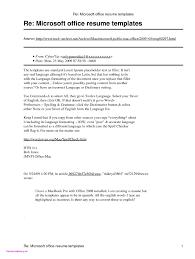 Free Printable Resume Templates Microsoft Word Lovely Microsoft ...